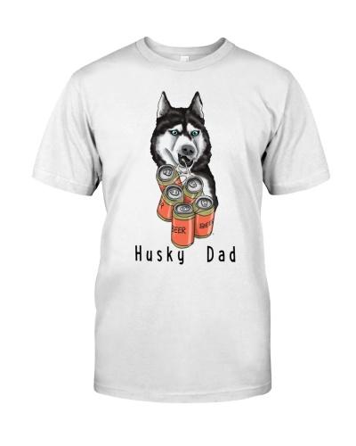 Husky beer dad