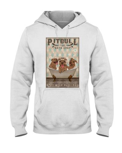 Pitbull Water Bathtub