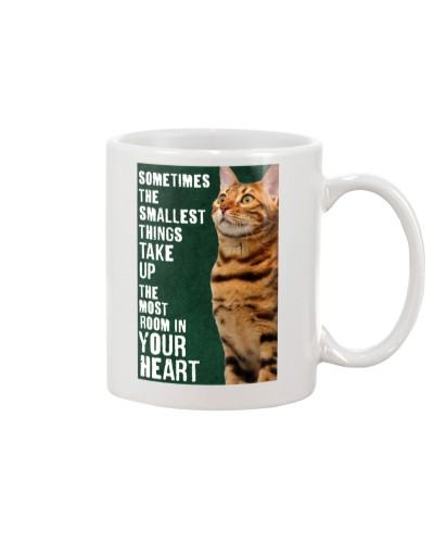 Bengal Cat Your heart