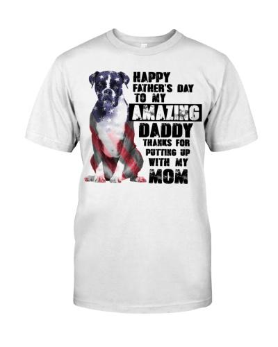 Boxer amazing daddy