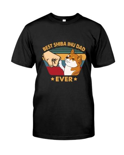 Shiba Inu Dad