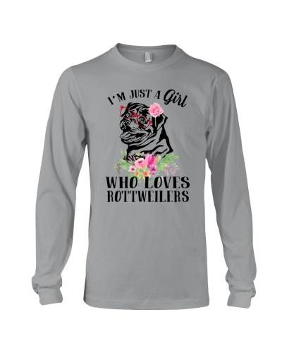 Rottweiler Loves