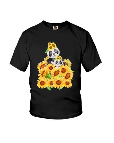 panda sunflower