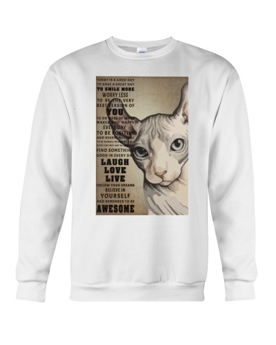 Sphynx to be awesome