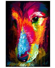 Sheltie Water Color 16x24 Poster front