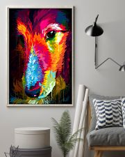 Sheltie Water Color 16x24 Poster lifestyle-poster-1