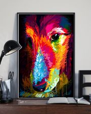 Sheltie Water Color 16x24 Poster lifestyle-poster-2