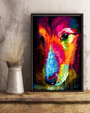 Sheltie Water Color 16x24 Poster lifestyle-poster-3