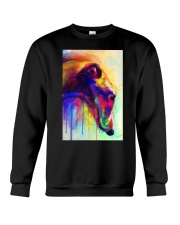 Greyhound Water Color Crewneck Sweatshirt thumbnail