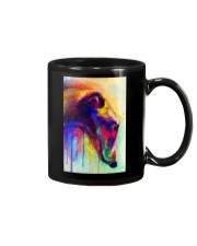 Greyhound Water Color Mug tile