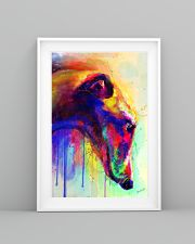 Greyhound Water Color 16x24 Poster lifestyle-poster-5
