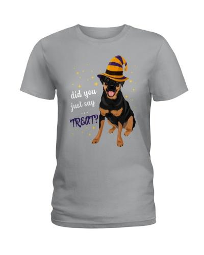 Rottweiler Halloween