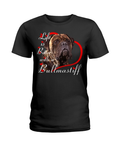 Bullmastiff Life Is Better
