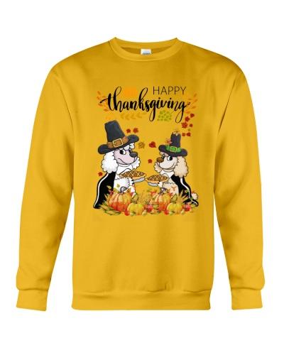 Poodle Thankgiving