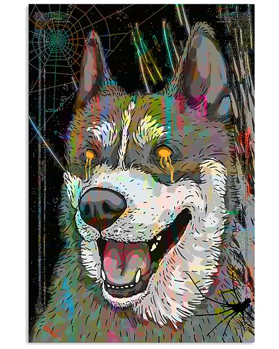 Husky death trip