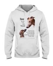 greyhound never4get Hooded Sweatshirt thumbnail