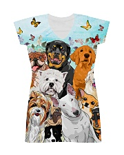 Dog All Over  All-over Dress thumbnail