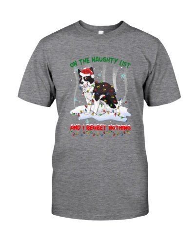 border collie noel gift