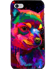 Chihuahua Water Color Phone Case thumbnail