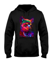 Chihuahua Water Color Hooded Sweatshirt thumbnail