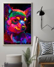 Chihuahua Water Color 24x36 Poster lifestyle-poster-1