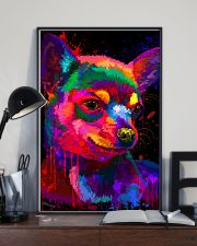 Chihuahua Water Color 24x36 Poster lifestyle-poster-2