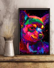 Chihuahua Water Color 24x36 Poster lifestyle-poster-3