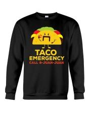 Emergency Call 9 Juan Juan Funny T-Shirt Crewneck Sweatshirt thumbnail