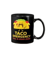 Emergency Call 9 Juan Juan Funny T-Shirt Mug thumbnail