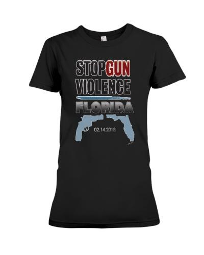Florida Parkland School Shooting T-Shirt