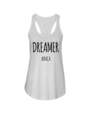 Dreamer DACA T-Shirt Ladies Flowy Tank thumbnail