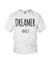 Dreamer DACA T-Shirt Youth T-Shirt thumbnail