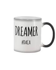 Dreamer DACA T-Shirt Color Changing Mug thumbnail