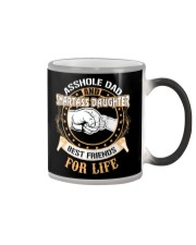 Asshole Dad Best Friend For Life Shirt Color Changing Mug thumbnail