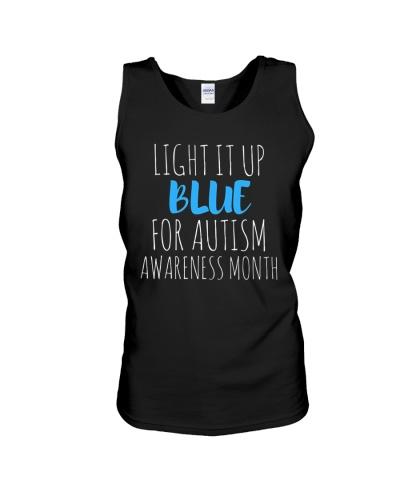 Light It Up Blue 2018 Shirt