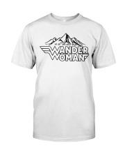 Wander Woman Unisex T-Shirt Classic T-Shirt thumbnail