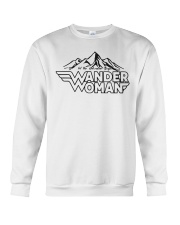 Wander Woman Unisex T-Shirt Crewneck Sweatshirt thumbnail