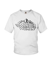 Wander Woman Unisex T-Shirt Youth T-Shirt thumbnail