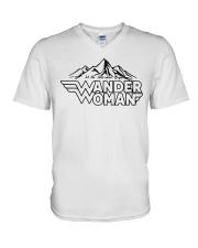 Wander Woman Unisex T-Shirt V-Neck T-Shirt thumbnail