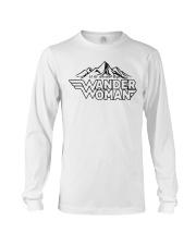 Wander Woman Unisex T-Shirt Long Sleeve Tee thumbnail