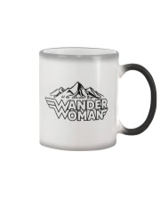 Wander Woman Unisex T-Shirt Color Changing Mug thumbnail