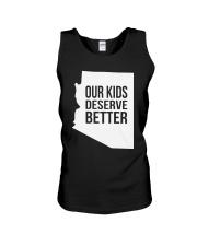 Our Kids Deserve Better T-Shirt Unisex Tank thumbnail