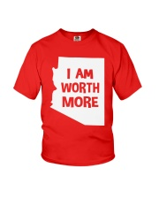 I Am Worth More T-Shirt Youth T-Shirt thumbnail