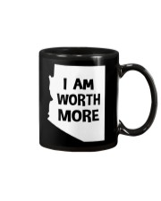 I Am Worth More T-Shirt Mug thumbnail