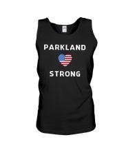 Parkland Strong American Flag T-Shirt Unisex Tank thumbnail