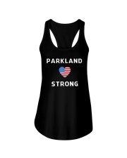 Parkland Strong American Flag T-Shirt Ladies Flowy Tank thumbnail