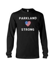 Parkland Strong American Flag T-Shirt Long Sleeve Tee thumbnail
