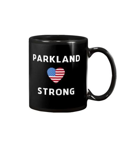 Parkland Strong American Flag T-Shirt