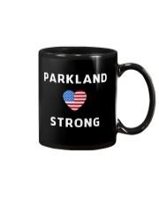 Parkland Strong American Flag T-Shirt Mug thumbnail