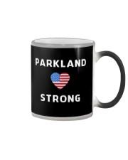 Parkland Strong American Flag T-Shirt Color Changing Mug thumbnail